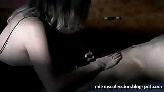 Anna Jimskaia mamando (Monamour - Tinto Brass - 2005 - Español)