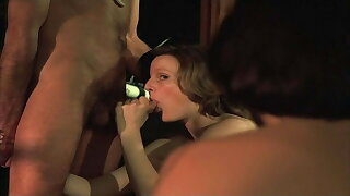 V - The Hot One (1977, US, full movie, HDrip, Annette Haven)